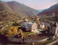Монастырь Студеница