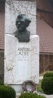 Памятник Антону Ажбе