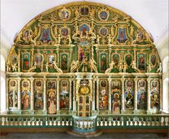 Иконостас Сампсониевского собора (Санкт-Петербург)